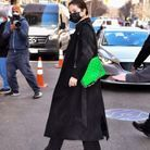Selena Gomez et son sac Coussin Louis Vuitton