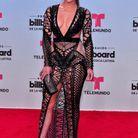 Jennifer Lopez et sa robe au crochet