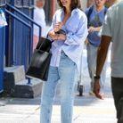 Katie Holmes, rayonnante dans les rues de New York
