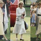 Les jupes plissées de Lady Di