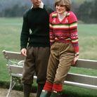 La princesse Diana et son pull en laine