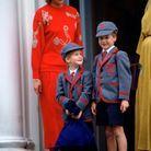 La princesse Diana et son pull rouge
