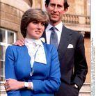 Lady Diana en col lavallière