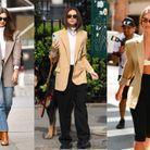 Le blazer long