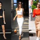 Le cropped top