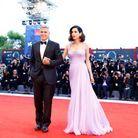 Amal Clooney à la Mostra de Venise 2017
