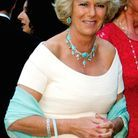 Le look de Camilla Parker Bowles en 2002