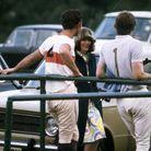 Le prince Charles et Camilla Parker Bowles en 1975