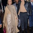 Céline Dion, en janvier 2019 au show Valentino avec Pepe Munoz