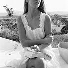 La robe en popeline de Jane Birkin