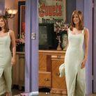 La longue robe verte de Rachel Green