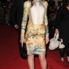 Charlotte Gainsbourg au MET Gala 2008