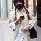 Le bonnet et les nattes de Mary-Kate Olsen