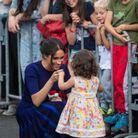 Rencontre avec les enfants Néo Zélandais