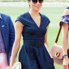 Meghan Markle porte des lunettes de soleil Tom Ford