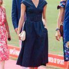 La robe en jean denim de Meghan Markle