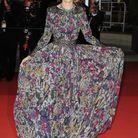 Sarah Jessica Parker en robe à fleurs