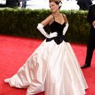 Sarah Jessica Parker en robe de princesse