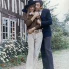 Jane Birkin et Serge Gainsbourg en 1968