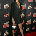 Robe effet veste de tailleur aux NRJ Ciné Awards 2007