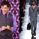 Marc Saint James en Dior Homme