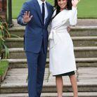 Manteau long blanc avec ceinture