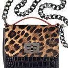 Mode guide shopping tendance look sac chaine paul ka