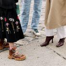 Des chaussures de randonnée, tu dépoussiéreras