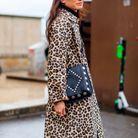 Que porter avec un manteau léopard ?