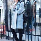 Sandales style Birkenstock et chaussettes noires