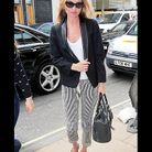 Mode tendance pantacourt conseils Kate Moss
