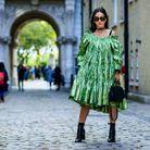 Le vert sophistiqué