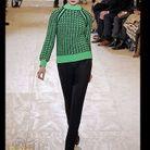 Mode conseil tendance look comment porter vert Jil Sander