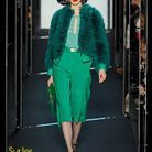 Mode conseil tendance look comment porter vert Von Furstenberg