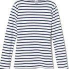 Mode guide shopping tendance look basiques mariniere