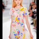 En robe fleurettes a-t-on l'air gnangnan ?