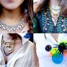 Mode guide shopping astuces reveillez look accessoire 4 collier plastron