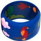 Mode guide shopping conseils tendnaces rondes color block bracelet manchette mation godart