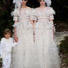 Les mariées lesbiennes de Chanel