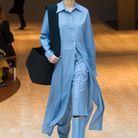 La tunique bleue Celine