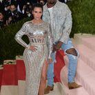 Kim Kardashian et Kanye West, 2016