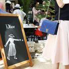 Une partie de pétanque Dior avant le show ?