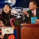 Awkwafina et son GG Marmont