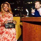 Serena Williams porte le sac GG Marmont