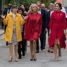 Brigitte Macron en visite d'Etat au Danemark