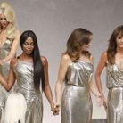 Les tops des années 1990 au défilé Versace