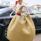 Le sac Bottega Venetta de Sira Pevida