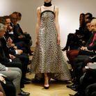Défilé Dior automne-hiver 2014, époque Raf Simons