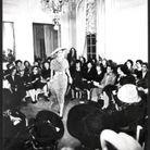 Le léopard a l'honneur du défilé Dior printemps-été 1947