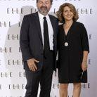 Denis Olivennes et Catherine Roig (ELLE)